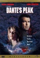 Cover image for Dante's peak [DVD] / Universal Pictures presents a Pacific Western production ;  ; produced by Gale Ann Hurd, Joseph M. Singer ; written by Leslie Bohem ; directed by Rober Donaldson.