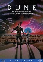 Cover image for Dune [DVD] / screenplay, David Lynch ; producer, Raffaella De Laurentiis ; director, David Lynch.
