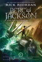 Cover image for The lightning thief / Rick Riordan.