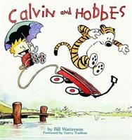 Cover image for Calvin and Hobbes / by Bill Watterson ; [foreword by Garry Trudeau].
