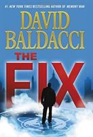 Cover image for The fix / David Baldacci.