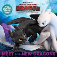 Cover image for Meet the new dragons / adapted by Maggie Testa ; illustrated by Shane L. Johnson.