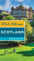 Cover image for Rick Steves' Scotland [2018] / Rick Steves with Cameron Hewitt ; contributor, Gene Openshaw.