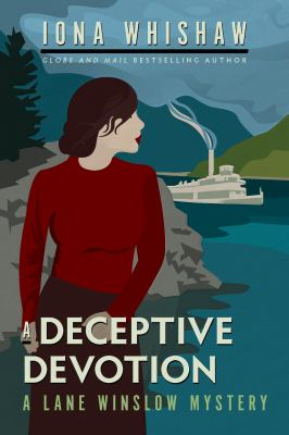 Cover image for A deceptive devotion / Iona Whishaw.