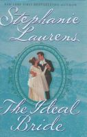 Cover image for The ideal bride / Stephanie Laurens.