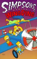Cover image for Simpsons comics wingding / [by Matt Groening].
