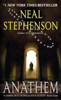 Cover image for Anathem / Neal Stephenson.