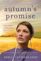 Cover image for Autumn's promise / Shelley Shepard Gray.