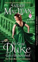 Cover image for No good duke goes unpunished / Sarah MacLean.