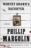 Cover image for Worthy Brown's daughter / Phillip Margolin.