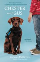 Cover image for Chester and Gus / Cammie McGovern.