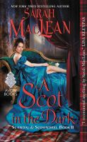 Cover image for A Scot in the dark / Sarah Maclean.