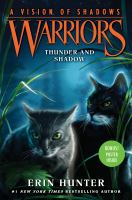 Cover image for Thunder and Shadow / Erin Hunter.