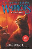 Cover image for River of fire / Erin Hunter