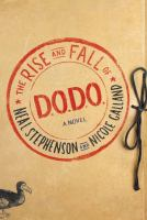 Cover image for The rise and fall of D.O.D.O. : [a novel] / Neal Stephenson and Nicole Galland.