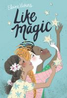 Cover image for Like magic / Elaine Vickers.
