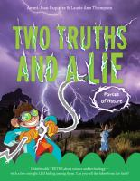 Cover image for Two truths and a lie : forces of nature / Ammi-Joan Paquette and Laurie Ann Thompson.