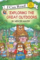 Cover image for Exploring the great outdoors / by Mercer Mayer