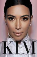 Cover image for Kim / Sean Smith.