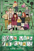 Cover image for Down with the Crims! / Kate Davies.