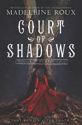 Cover image for Court of shadows  / Madeleine Roux.
