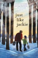 Cover image for Just like Jackie / Lindsey Stoddard.