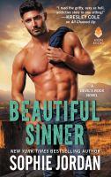 Cover image for Beautiful sinner / Sophie Jordan.