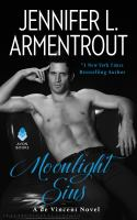 Cover image for Moonlight sins / Jennifer L. Armentrout.