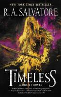 Cover image for Timeless / R.A. Salvatore.