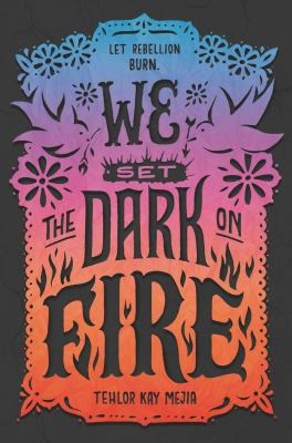 Cover image for We set the dark on fire / Tehlor Kay Mejia.
