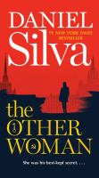 Cover image for The other woman / Daniel Silva.