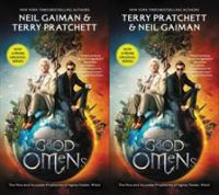 Cover image for Good omens : the nice and accurate prophecies of Agnes Nutter, witch : a novel / Terry Pratchett and Neil Gaiman.