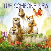 Cover image for Someone new / written by Jill Twiss ; illustrated by Eg Keller.