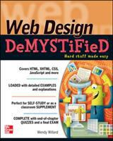 Cover image for Web design demystified / Wendy Willard.