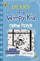Cover image for Diary of a wimpy kid. Cabin fever / Jeff Kinney.