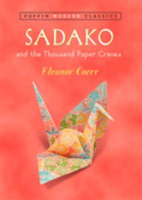 Cover image for Sadako and the Thousand Paper Cranes