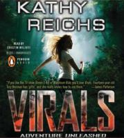 Cover image for Virals [compact disc] / Kathy Reichs.