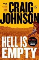 Cover image for Hell is empty / Craig Johnson.