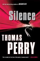 Cover image for Silence / Thomas Perry.