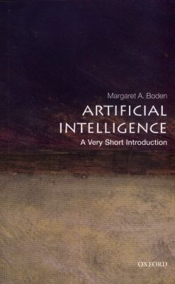 Cover image for Artificial intelligence : a very short introduction / Margaret A. Boden.