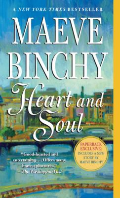 Cover image for Heart and soul / Maeve Binchy.