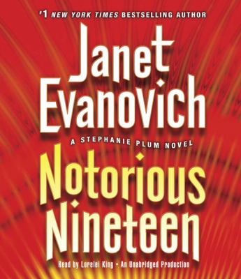 Cover image for Notorious nineteen [compact disc] / Janet Evanovich.