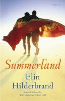 Cover image for Summerland : a novel / Elin Hilderbrand.