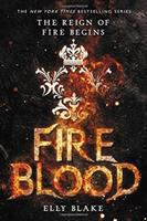 Cover image for Fireblood / Elly Blake.