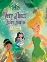 Cover image for Very short fairy stories : a treasury.