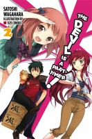 Cover image for The devil is a part-timer! v.2 / Satoshi Wagahara ; illustration by 029 (Oniku) ; translation by Kevin Gifford.