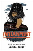 Cover image for Internment / Samira Ahmed.