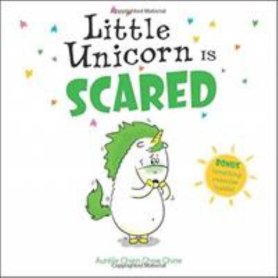 Cover image for Little Unicorn Is Scared