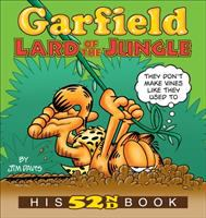Cover image for Garfield lard of the jungle / by Jim Davis.