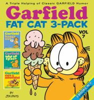 Cover image for Garfield fat cat 3-pack. Volume 7 / by Jim Davis.
